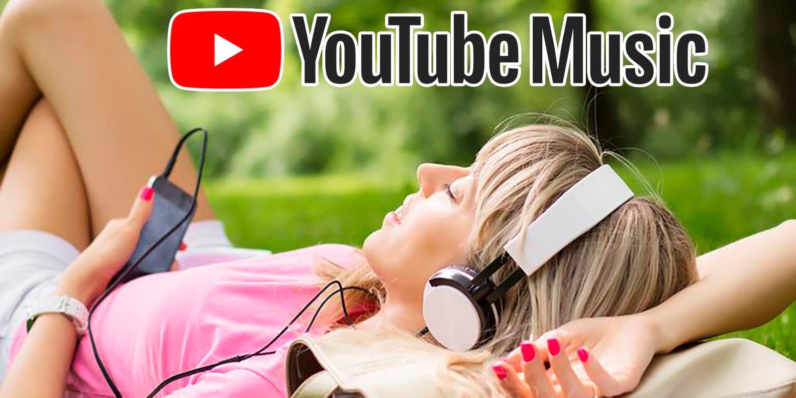 Cambiar calidad audio YouTube Music