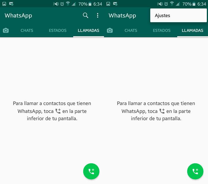 Cambiar color LED WhatsApp Paso 2