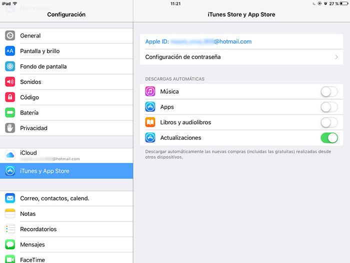 Cambiar contrasena Apple ID 3
