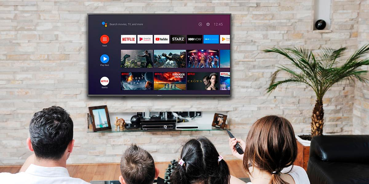 Cambiar cuenta de Google en Android TV