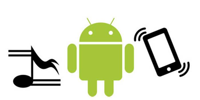 Cambiar el tono de llamada de android