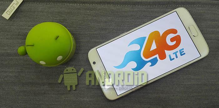 Cambiar las bandas y frecuencias del 3G o 4G en Android