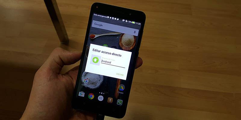 Cambiar nombre aplicación en Android