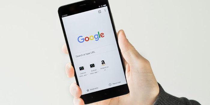 Cambiar pagina por defecto en Chrome Android