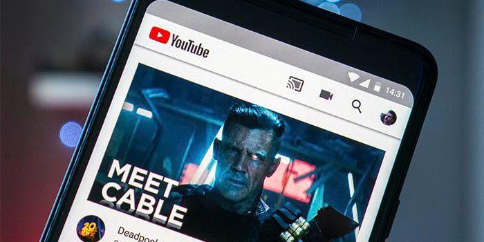 Cambiar pais tendencias YouTube