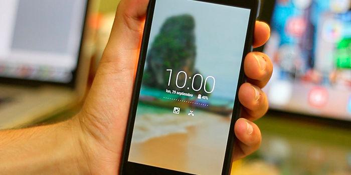 Cambiar patron de desbloqueo Android