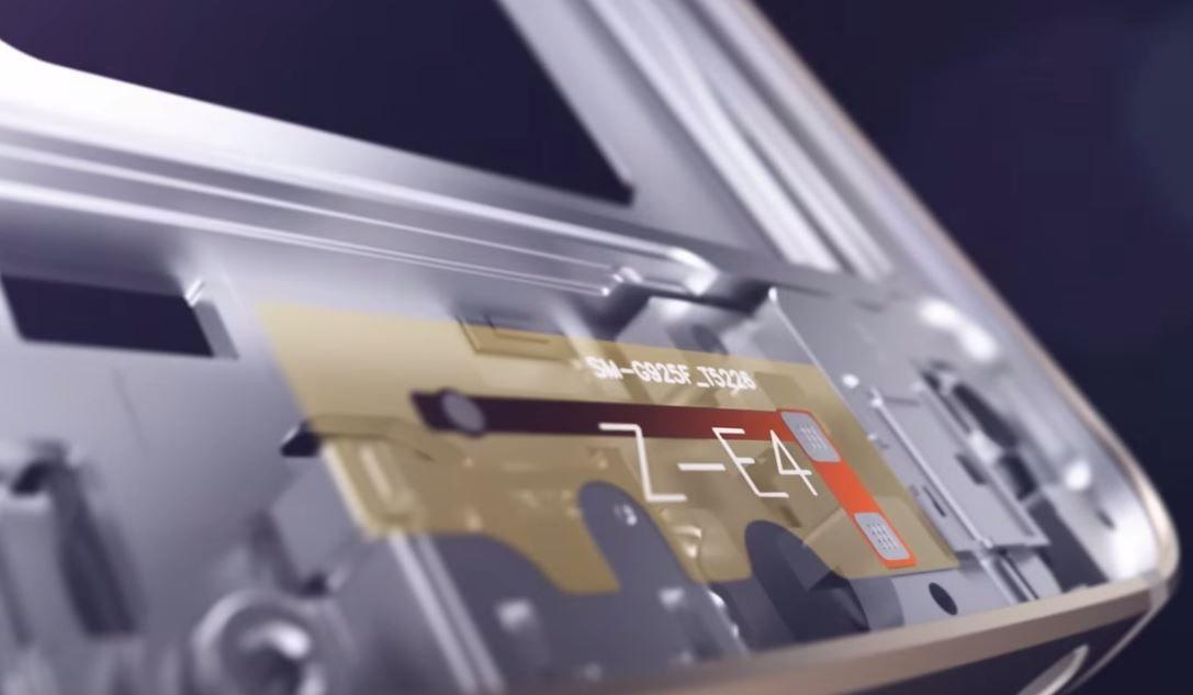 Cambiar piezas del Galaxy S6 Edge