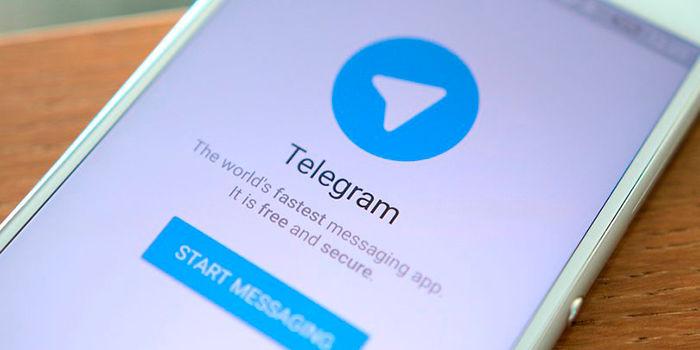 Cambiar tamano texto Telegram