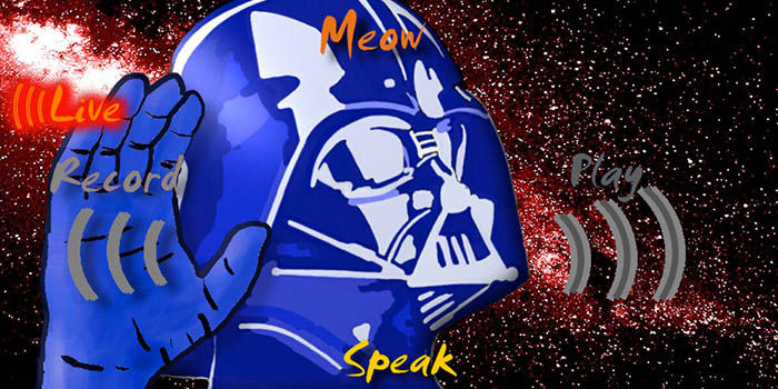Cambiar voz a Darth Vader