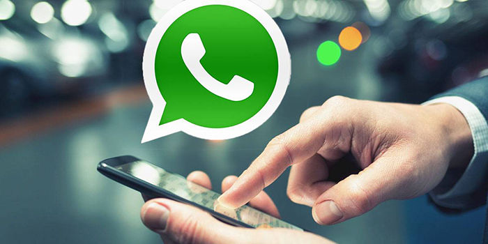 Cambiar voz audio WhatsApp