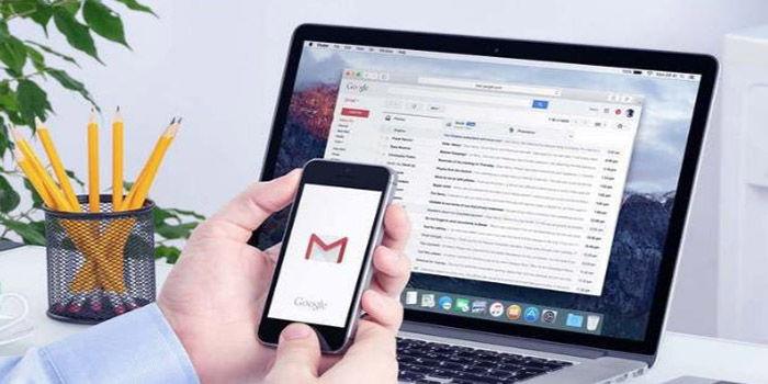 Cambio fuente Gmail