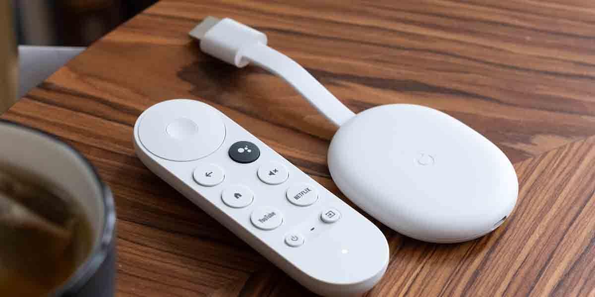Canales disponibles en Chromecast