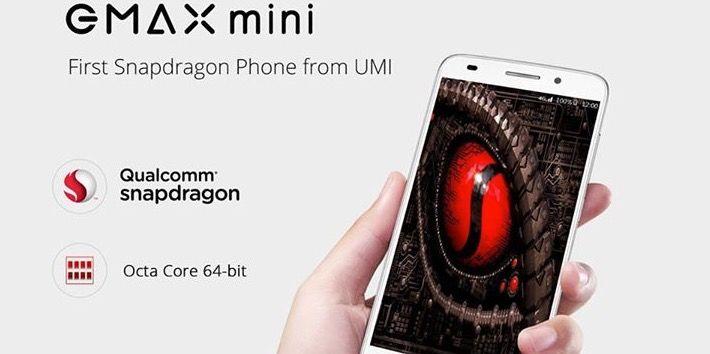 Umi eMax Mini comprar