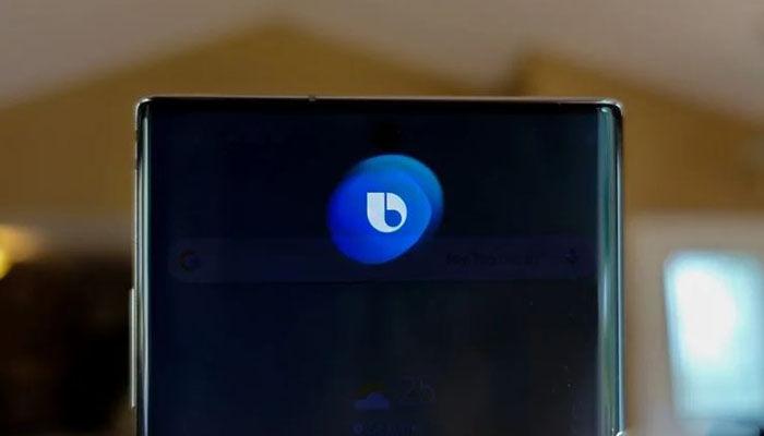 Captura pantalla Bixby Note 10