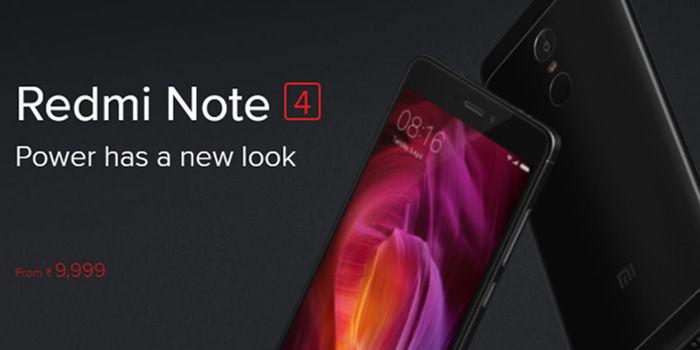 El Xiaomi Redmi Note 4 baja de precio en su tienda oficial