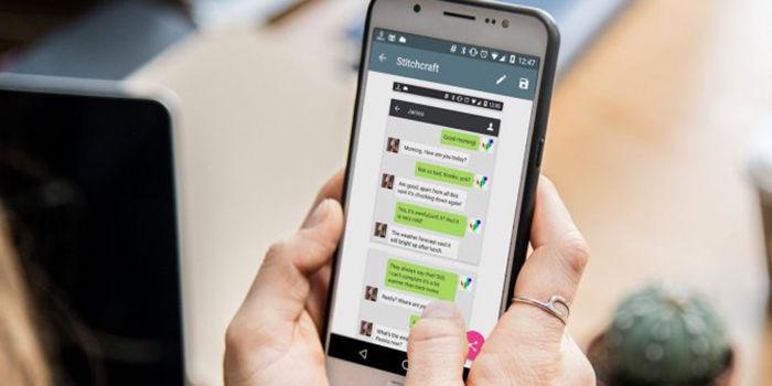 Capturas de pantalla extendidas llegan a Android R