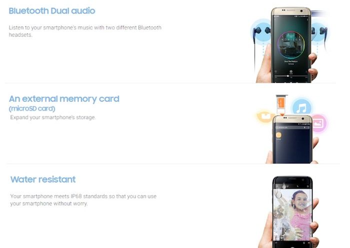 Caracteristicas Galaxy S8
