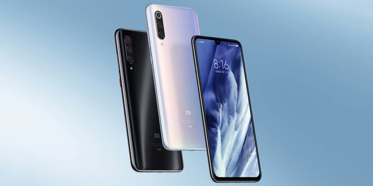 Características Xiaomi Mi 9 Pro 5G