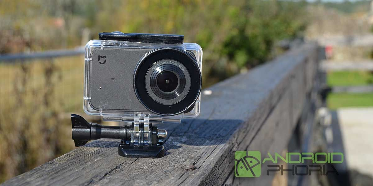 Carcasa Xiaomi Mi Action Camera 4K