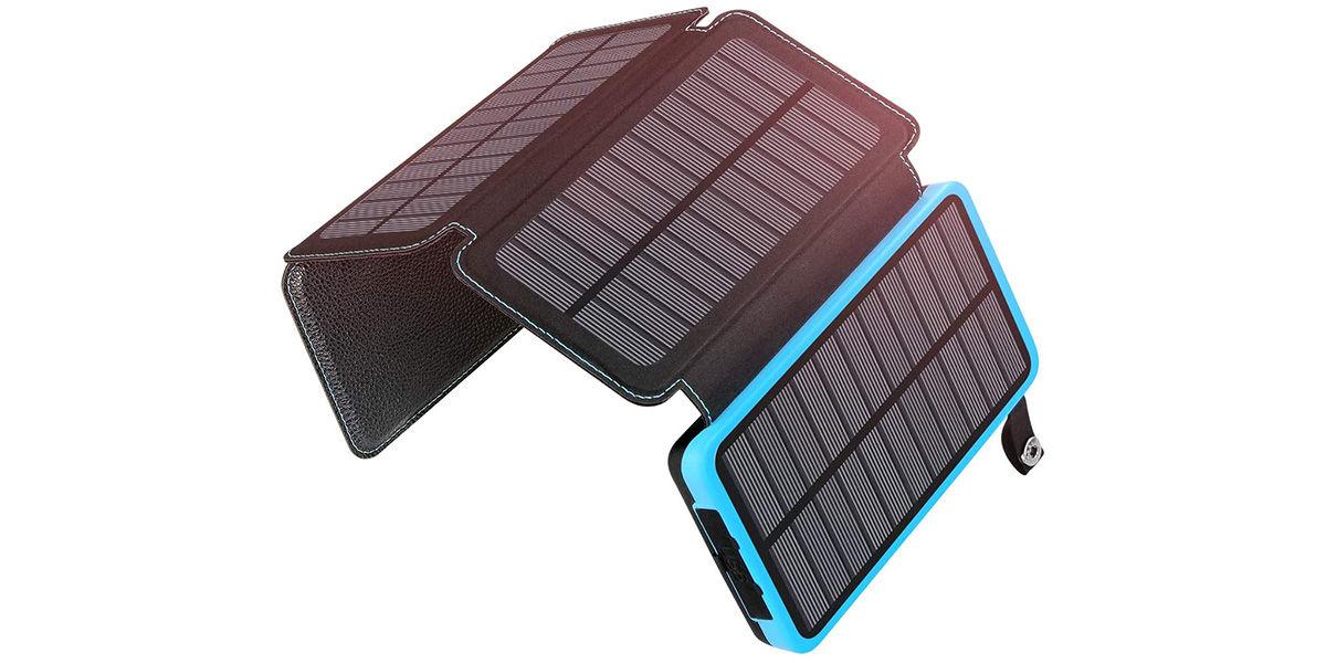 Cargador Solar ADDTOP