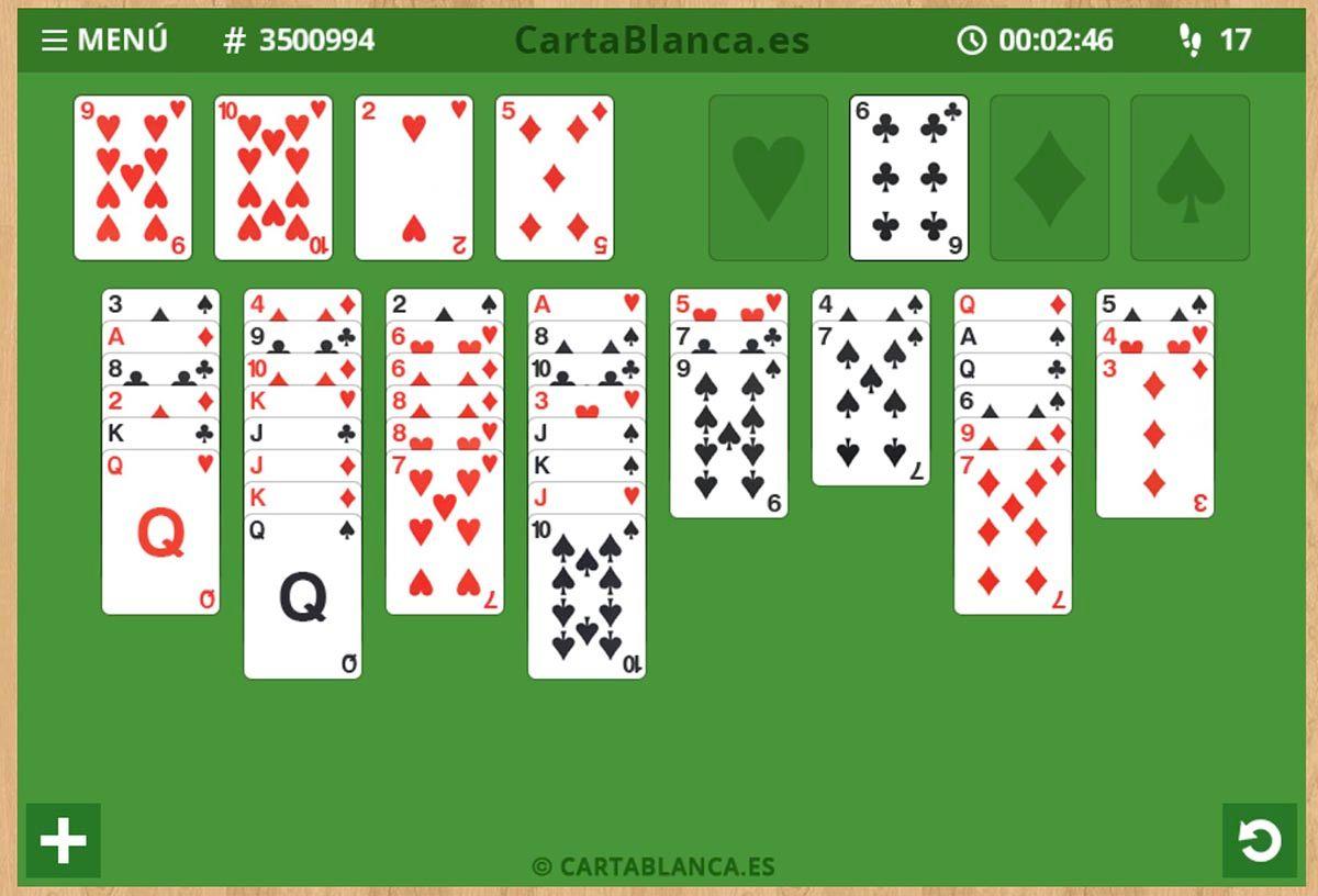 Jugar Carta Blanca online