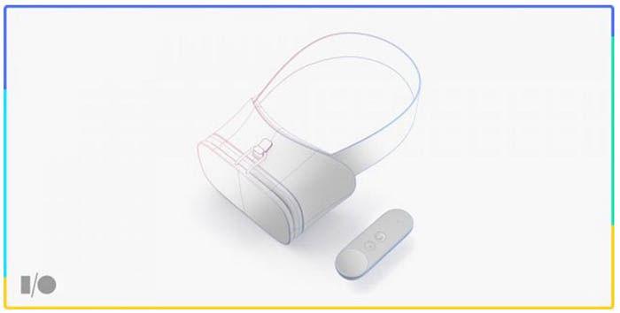 Casco VR Google