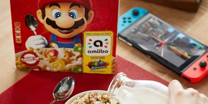 Celerales Super Mario