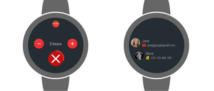 Cerberus para Android Wear