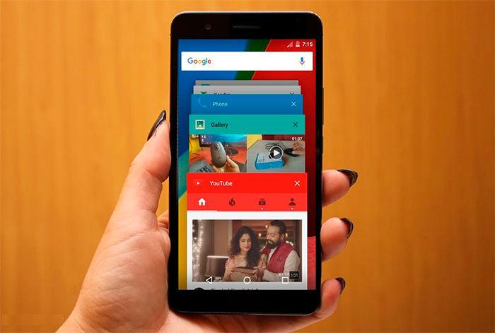 Cerrar aplicaciones en segundo plano Android