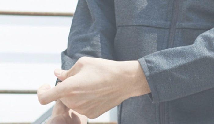 Chaqueta con capucha de Xiaomi