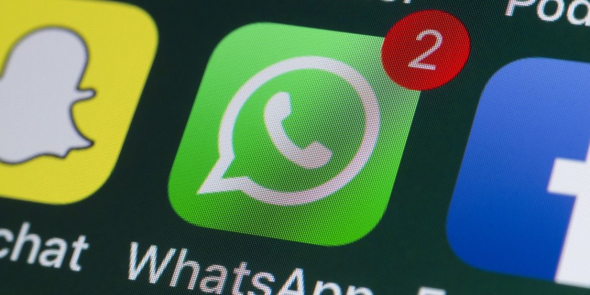 Chats de WhatsApp
