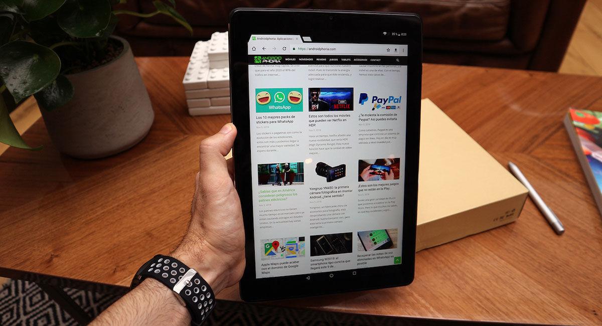 Chuwi Hi9 Plus Androidphoria