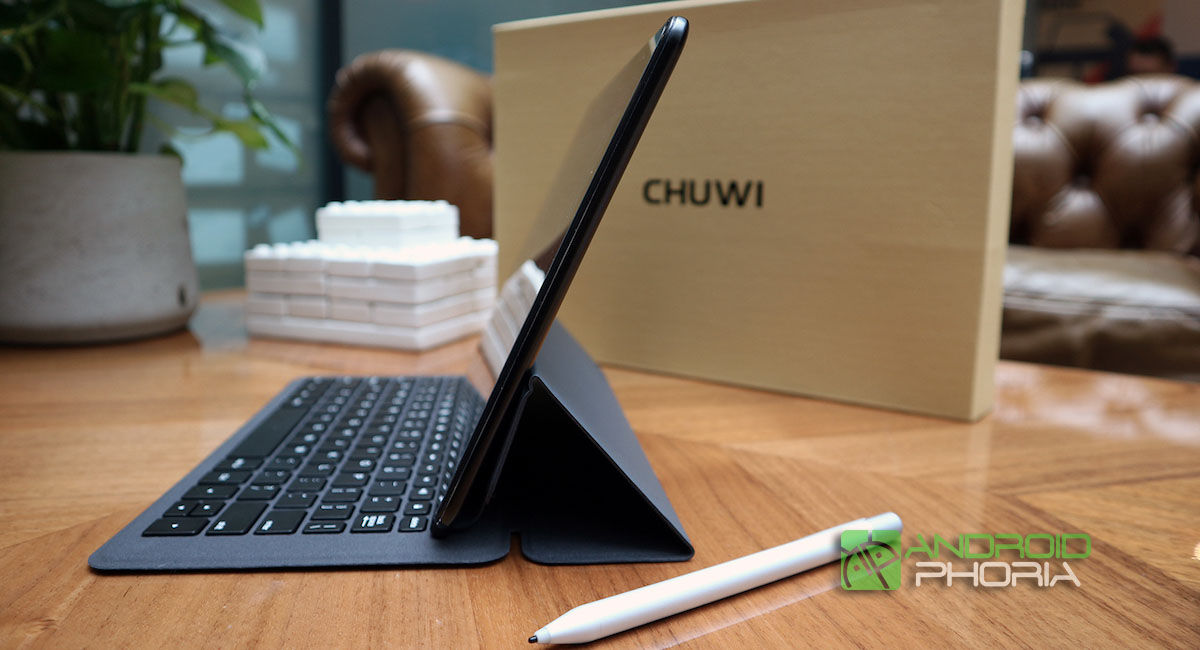 Chuwi Hi9 Plus con lápiz