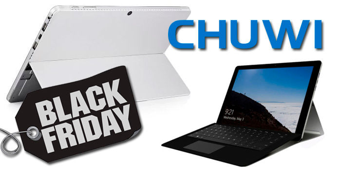 Chuwi ofertas Black Friday