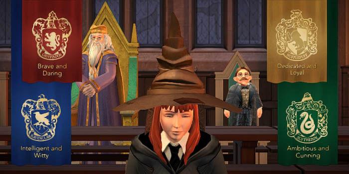 Clases Harry Potter Hogwarts Mistery
