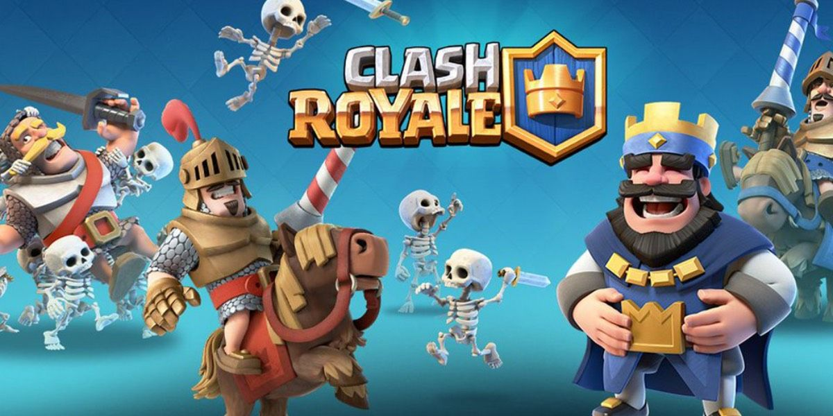 Mejores mazos de Clash Royale 2021