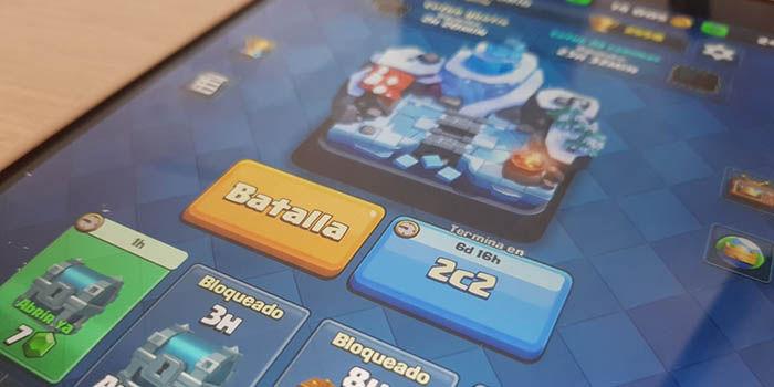 Clash Royale 2 contra 2