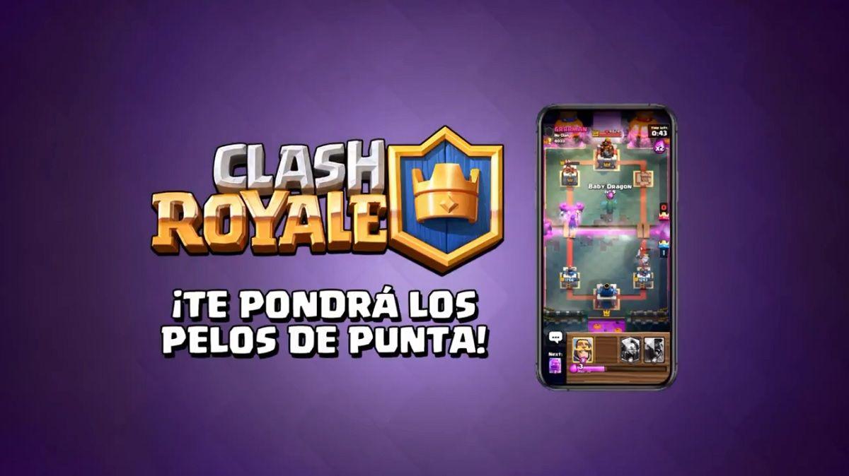 Clash Royale Arena Legendaria Octubrelectrico