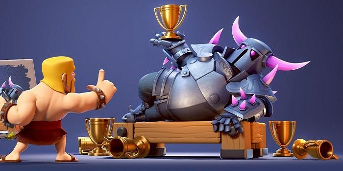 Clash Royale Destacada