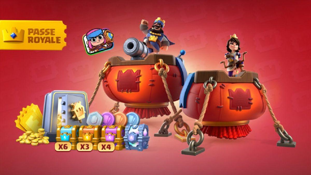 Clash Royale Temporada 7 aspecto de torre y arena 2
