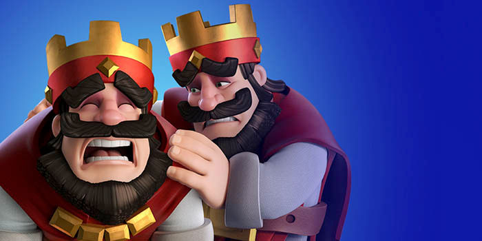 Clash Royale no compatible