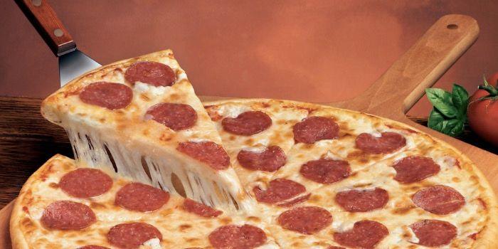Clash Royale pizza pepperoni