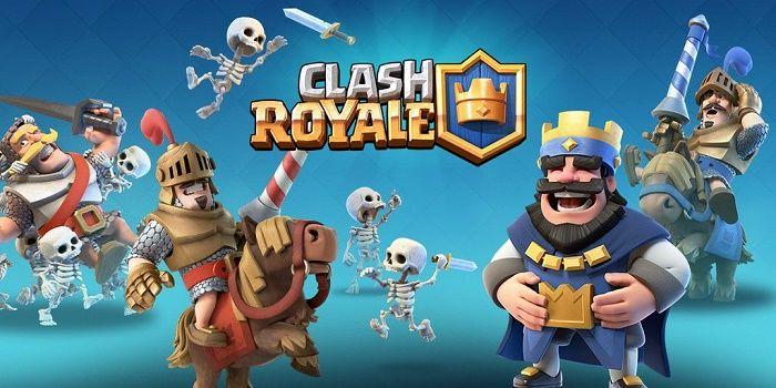 Clash Royale ver en cuál fecha se comenzó a jugar
