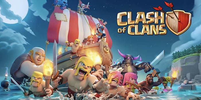 Clash of Clans 9.24.1 Actualizacion