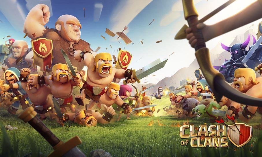 Clash of Clans Actualización 17 septiembre