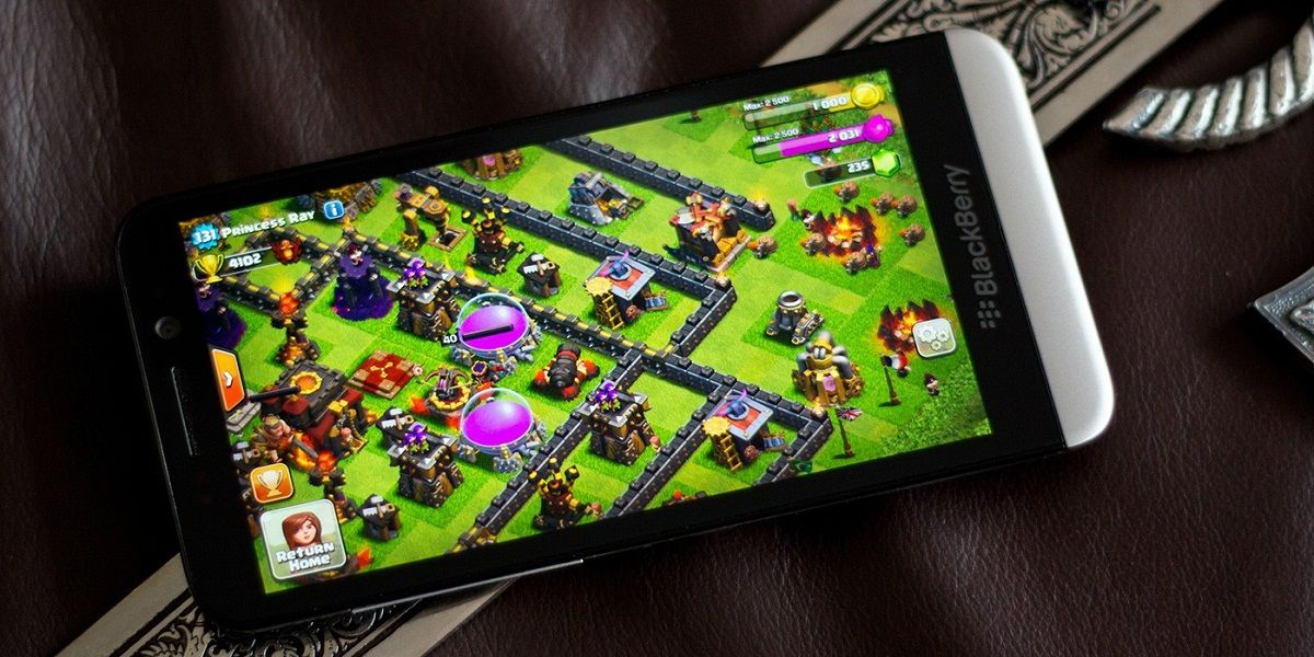 Clash of Clans base nivel 9 constructor