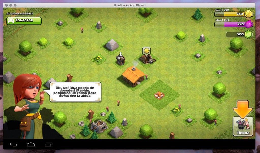 Clash of Clans en Mac