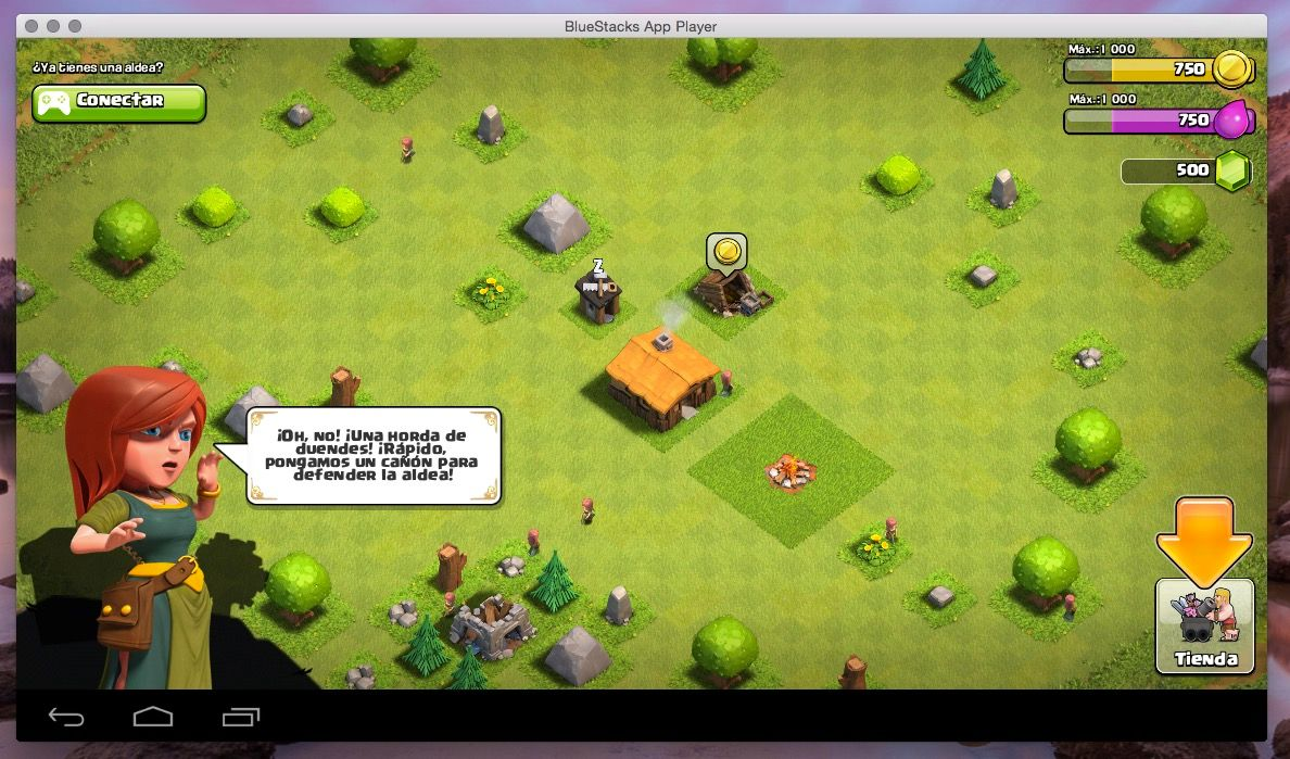 Clash of Clans en Mac