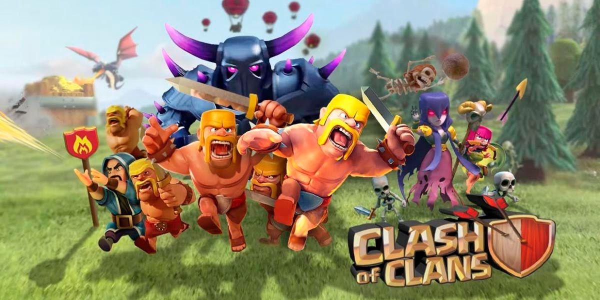Clash of Clans mejor juego de estrategia