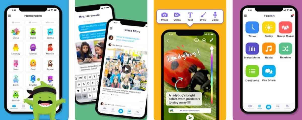 ClassDojo app alternativa Kahoot